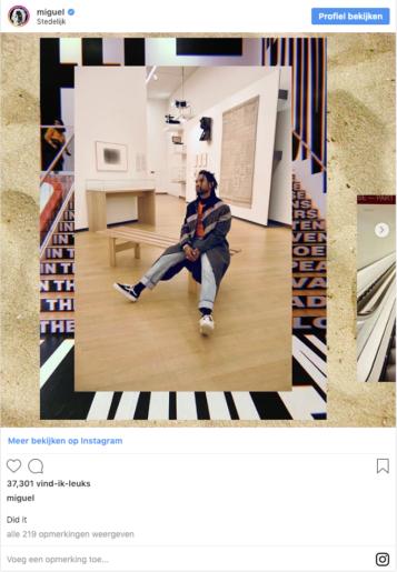 Instagram Miguel