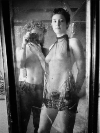 Zelfportret met Anneke Hilhorst