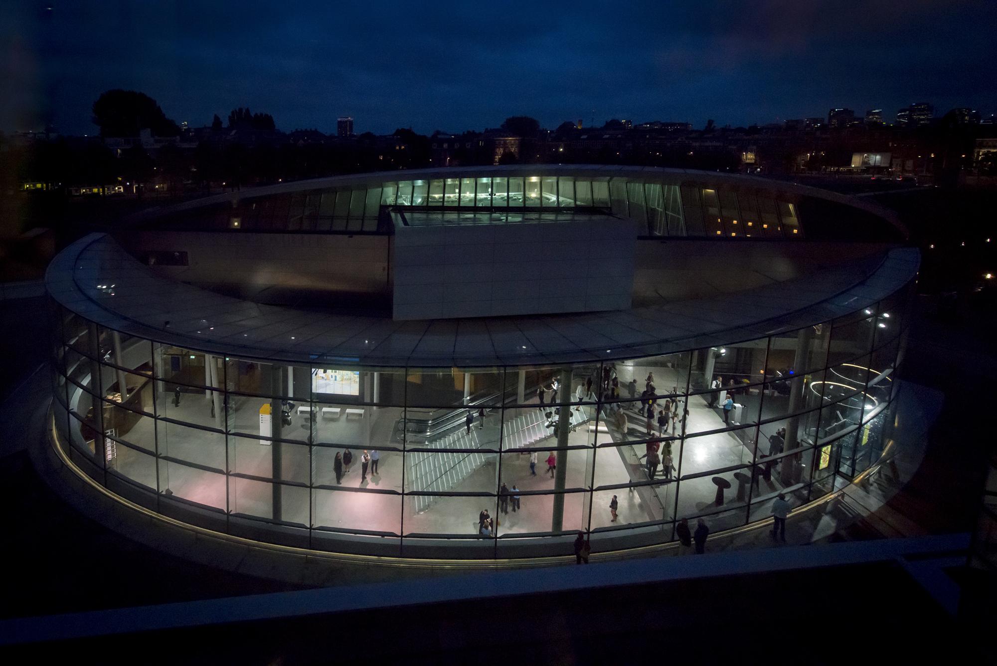 Cas Boland Van Gogh Museum