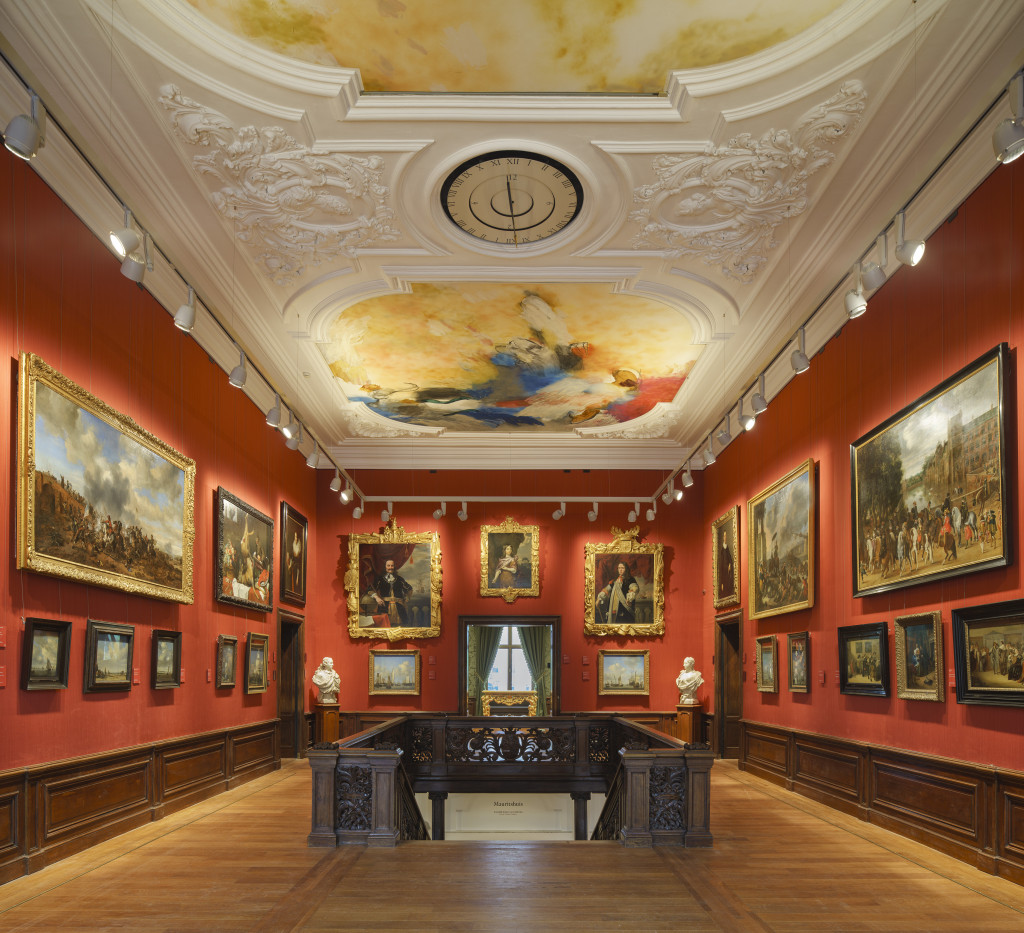 Gouden Struis-finalist Mauritshuis