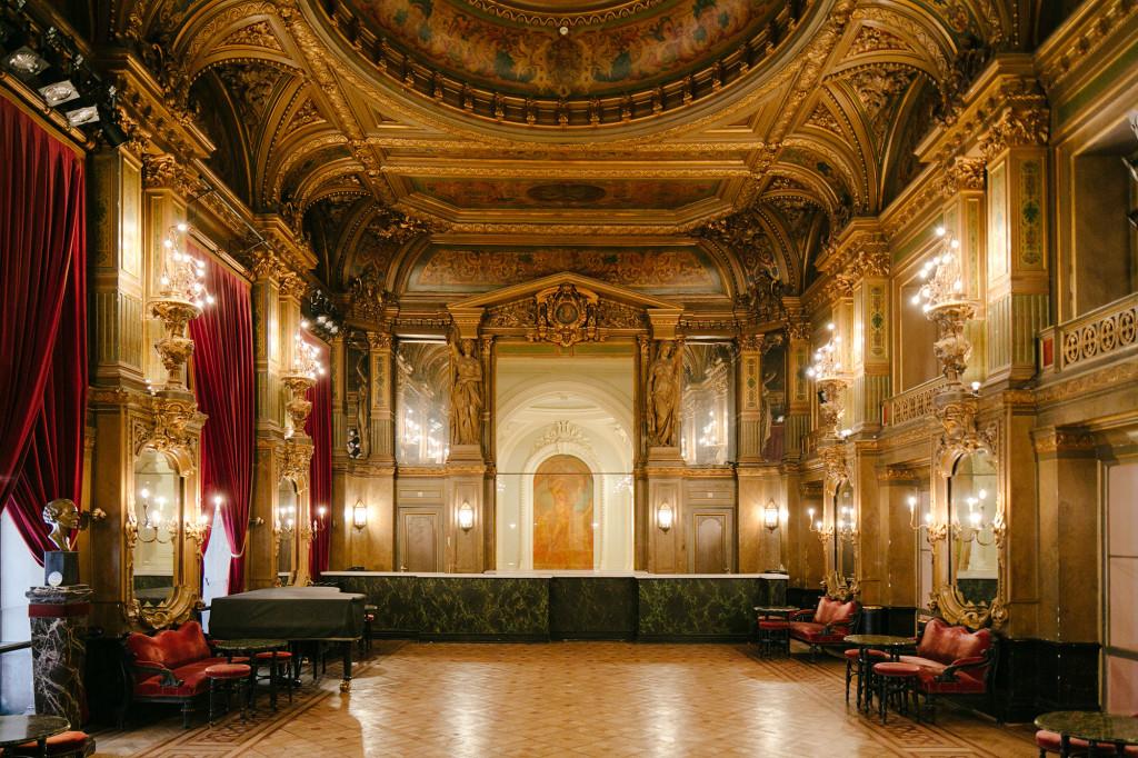 De nieuwe visuele identiteit van de Koninklijke Muntschouwburg in Brussel