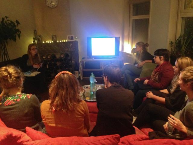 Marjolein Theunissen - Redactievergadering