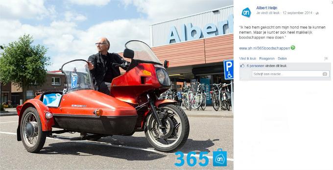 Albert Heijn - 365 Boodschappen