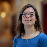 Anna Elffers uit de Cultuurmarketing programmaraad