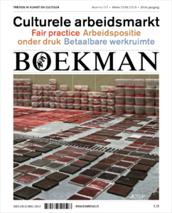 Boekman Cultuurmarketing lidmaatschap