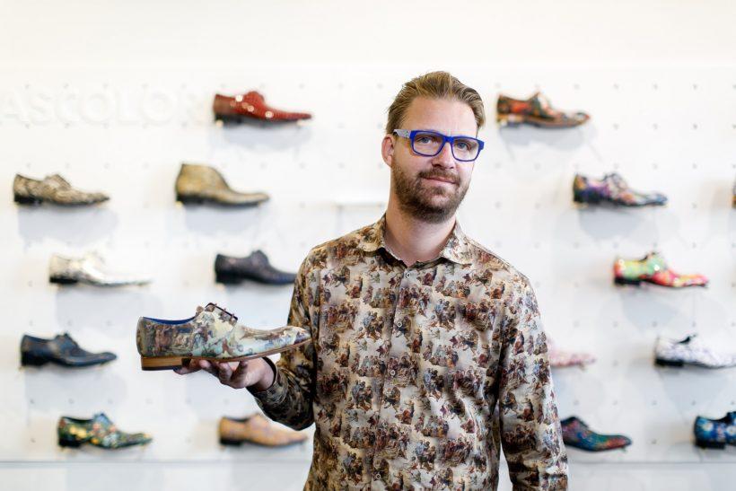 Rubens-schoen van Mascolori