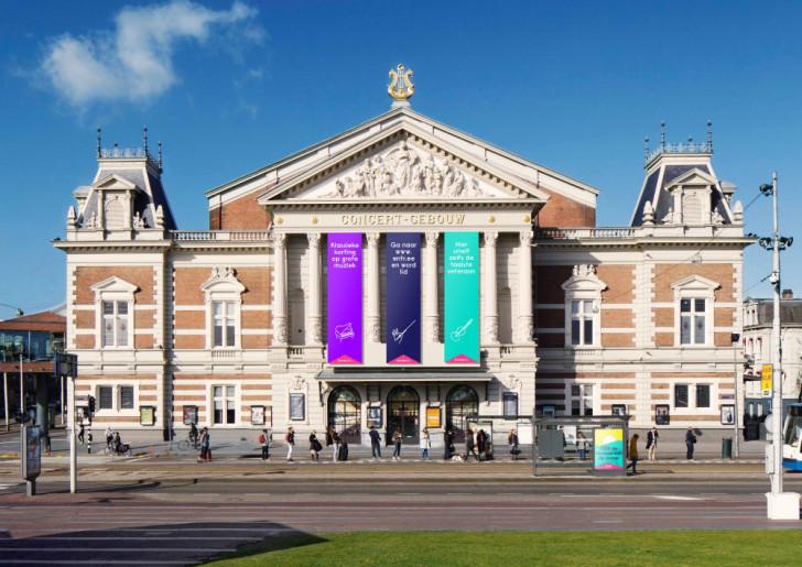 Het Concertgebouw - Entrée