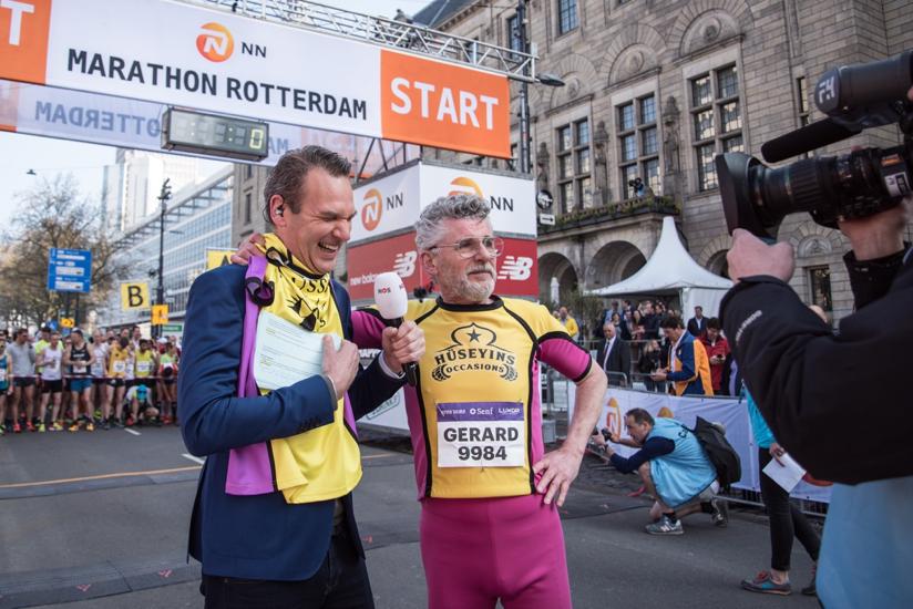 Van Marathon tot Marathon Luxor Theater Rotterdam
