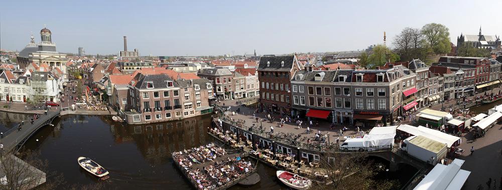 De week van Monique IJsselsteijn - Leiden