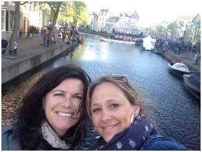 De week van Monique IJsselsteijn - selfie
