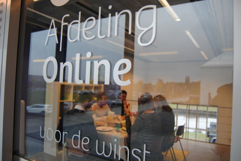 De week van Sanne Schepers Afdeling Online donderdag