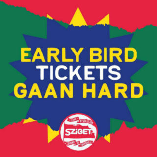 Early bird ticket festival