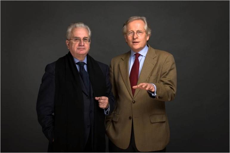 Cultureel ondernemerschap; Ernst Veen en Mikhail Piotrovsky