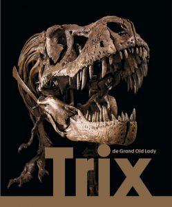 Leren van een fossiel: het marketing succes van T.rex Trix