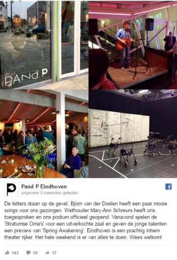Pand P Eindhoven