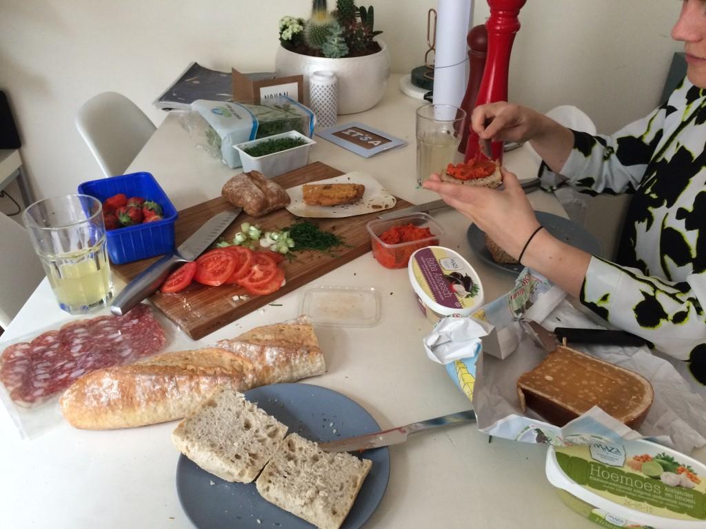 De week van Daniël Lugtmeier - Ontbijt