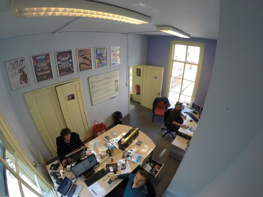 De week van Daniël Lugtmeier - Kantoor