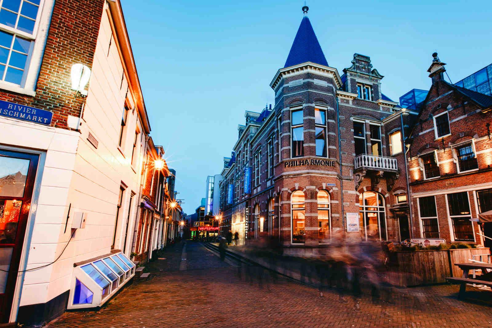 Stadsschouwburg & Philharmonie Haarlem - Bibi Veth