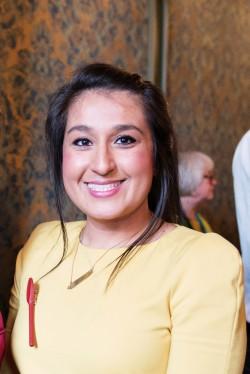 Scriptieprijs finalist Hassina Bahar