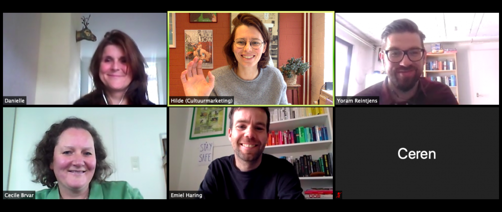 Marketeers talk Cultuurmarketing