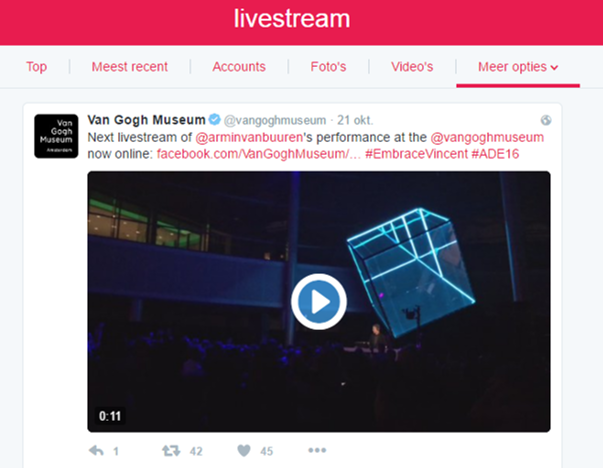 7 do's & don'ts van livestreaming