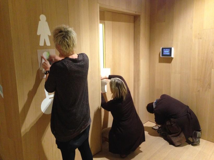 dinsdag - Leerkrachten testen museumklas
