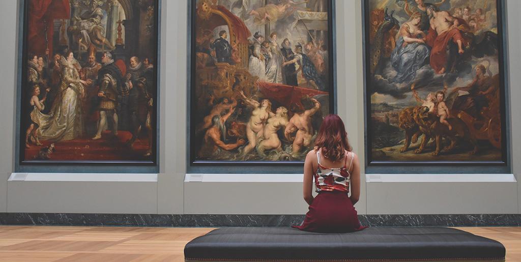 Verjonging museumpubliek