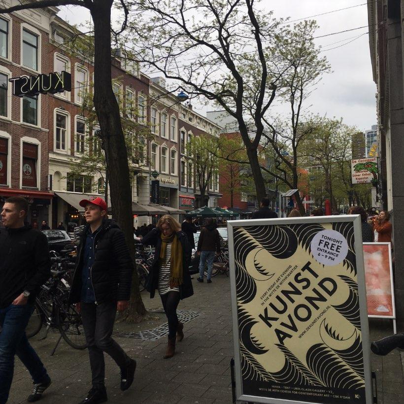 De week van Milou van Lieshout