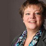 Linda Grau van het Residentie Orkest, lid van de Cultuurmarketing programmaraad