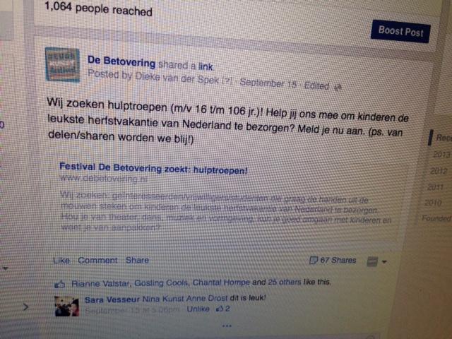 : Dieke van der Spekl